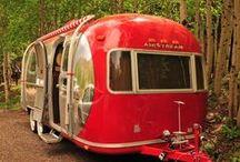 Caravane, trailer / Caravanes et trailer, Airstream / by Stéphane Guilloux