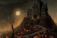 Stuff for Halloween - I am SO READY! :) / by Nicole Bertrand