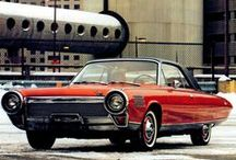 Car - Chrysler Turbine Car 1963 / It was really impactful when launched...