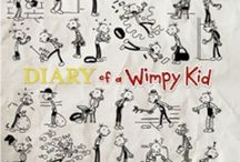 Diary of a Wimpy Kid / by Dragon Hunter 731