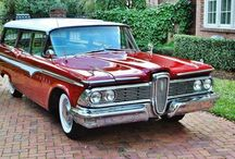 Car - Ford Edsel / History of one of the biggest fails of the industry, for me it was launched well ahead of the date it needed to be a success