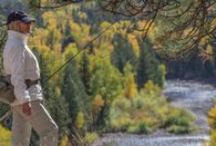 Beauty of Fly Fishing! / Do you have to fly fish to be a Sister on the Fly? Of course not!  But wouldn't it be fun to try?   One of the greatest gifts of the group gives its members is a supportive place to try new things. That could be fishing, but it could also be, horseback riding, tent camping, hiking, wild flower arranging, dutch over cooking, ukulele playing, ranching and much more.