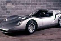 Car - Alfa Romeo Scarabeo 1966 Concept Car