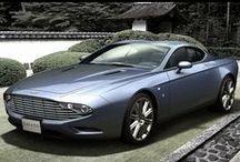 Car - Aston Martin Concept
