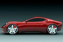 Car - Ferrari Concept