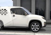 Car - Toyota Concepts