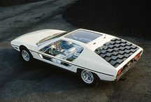Car - Lamborghini MARZAL 1967 by Bertone