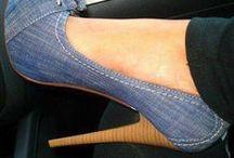 Sko, støvler, boots .. / Jeg elsker fottøy