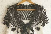 Crochet Shawls and Wraps