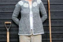 Looks: Nature / Crochet, Knitting, Sewing