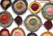 Textile Circles