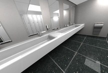Total Cubicles Equus Washroom Range / The Equus Range is a framed cubicle system designed to meet the most demanding of applications. Typically used throughout swimming pools and leisure facilities, its sturdy construction utilizes braced aluminium pilasters and head rails to provide a robust solution to high traffic areas. Aesthetically the range looks how it performs, strong, sturdy and durable. Available in a range of stylish modern colours, it's designed to deliver.