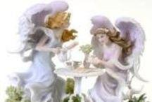 seraphim classic angels  / by Tara McCarron