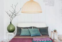 Bedrooms / Interior Inspiration for your bedroom from Barefoot Styling