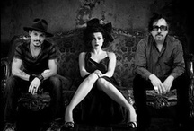 Johnny, Helena & Tim