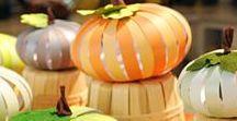Herfst / Allerlei ideeën, met als thema herfst