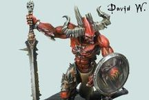 Warhammer Fantasy and AoS / Awesomely painted and converted models for Warhammer Fantasy Battles and Age of Sigmar