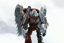 Sepulchre of Heroes / Images from my Warhammer 40k blog. Includes my painted minis, conversions and WIPs