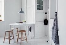 Small Spaces / How to make your small home shine and be practical