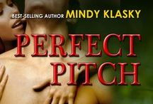 Perfect Pitch -- Diamond Brides 1 / People, places, and things from PERFECT PITCH, the first volume of the Diamond Brides Series (April 2014)