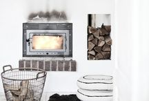Fireplaces / Fireplaces..winter cosy...ummm