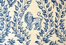 Prints / Great Prints of wallpapers and fabrics