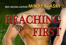 Reaching First -- Diamond Brides 3 / People, places, and things from GETTING TO FIRST, the third volume of the Diamond Brides Series (May 2014)