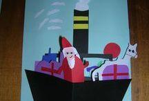 Sinterklaas knutselideeën