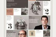 Web Pages / Примеры промо и лэндингов