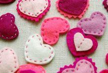 valentijn / maak zelf de mooiste verrassingen voor de mensen die je lief zijn!