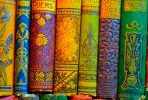 Books, Books, Books, & More Books! / Book's, Libraries, Authors... / by Francine Epstein