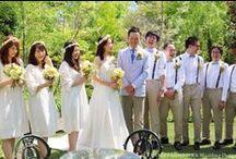 Karuizawa Wedding / 軽井沢、軽井沢ウェディング、ガーデンウェディング、森の中、アットホーム、AYANO TACHIHARA Wedding Design