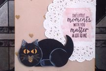 Stampwithbev cards / Some favourite cards I've made with Stampin' Up! Products