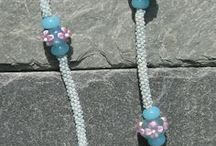 Cairngorm Designs / My beadwork, fiber, and other jewelry pieces
