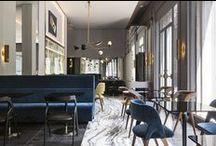 Inspiration - Restaurants / Design Inspiration