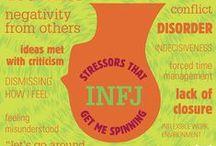 MBTI types - INFJ