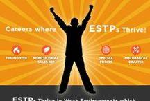 MBTI types - ESTP