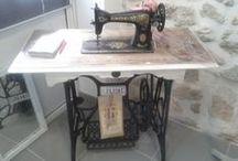 L' Atelier de Couture Vintage idées d'aménagement d'ateliers couture