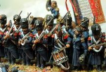 Historical Wargames / Amazingly painted miniatures Historical in nature