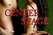 Center Stage -- Diamond Brides 8 / People, places, and things from CENTER STAGE, the eighth volume of the Diamond Brides Series (October 2014)