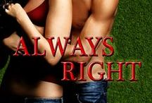 Always Right -- Diamond Brides 9 / People, places, and things from ALWAYS RIGHT, the ninth volume of the Diamond Brides Series (November 2014)
