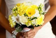 Boda Amarillo / Armoniza tu celebración con el color de la alegría:amarillo.