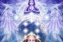 Oracle Cards / Different from Tarot, but equally powerful :)