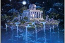 Atlantean Healing / The Atlanteans sure knew how to heal & transcend! :)