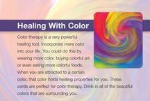 Color Therapy / Healing with Color!