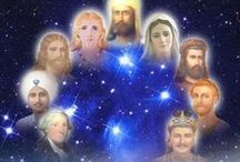 Ascended Masters / Receive the healing energy of the Ascended Masters.
