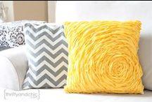 Pillows / Pillows ideas to make