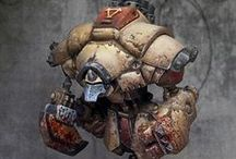 Warmachine / Great models from Warmachine and Hordes
