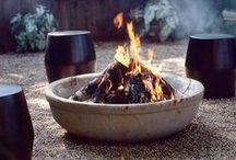 Garden: fire