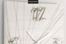 Millerighe Collection / Orologi d'arredo realizzati artigianalmente.